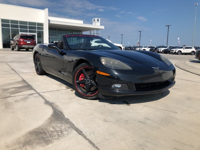 Pre-Owned 2012 Chevrolet Corvette Convertible