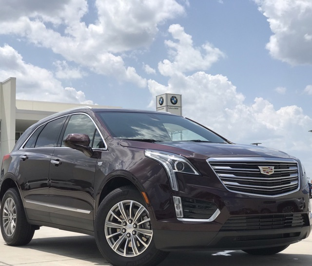 Pre-Owned 2018 Cadillac XT5 Luxury 4D Sport Utility In D