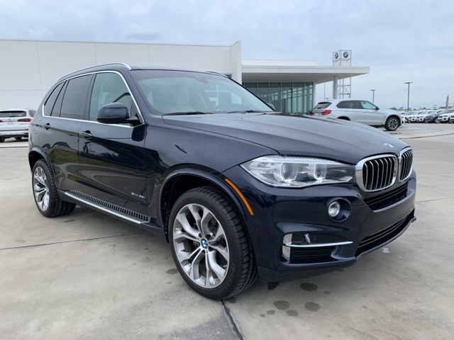 Certified Pre-Owned 2016 BMW X5 sDrive35i