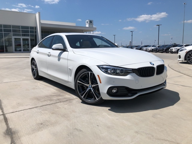 Pre-Owned 2020 BMW 4 Series 430i Gran Coupe