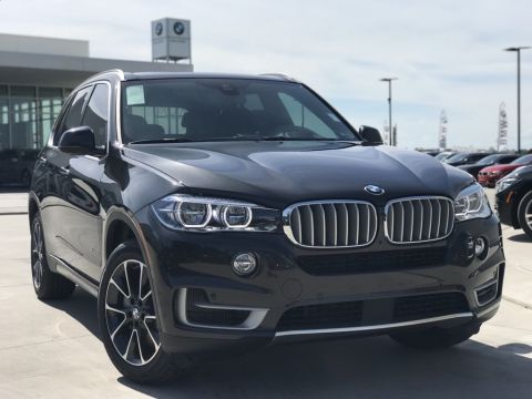 New 2018 BMW X5 xDrive50i