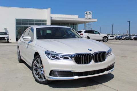 Certified Pre-Owned 2019 BMW 7 Series 750i xDrive