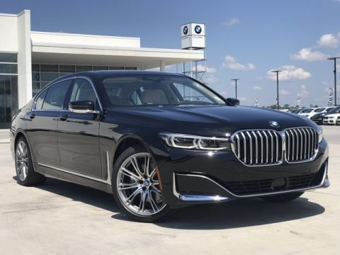 Certified Pre-Owned 2020 BMW 7 Series 740i